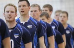 Волейбол. Национальная сборная Эстонии стала победителем `Золотой лиги`