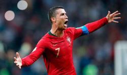 Футбол. ЧМ-2018. Хет-трик Криштиану Роналду принес Португалии ничью в матче с Испанией