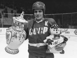 Гостем турнира по уличному хоккею в Таллине станет форвард сборной СССР Сергей Макаров