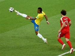 Футбол. ЧМ-2018. В группе Е без сенсаций: В плей-офф вышли Бразилия и Швейцария