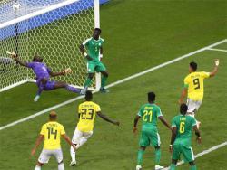 Футбол. ЧМ-2018. Сборная Японии одолела Сенегал за счёт меньшего числа жёлтых карточек