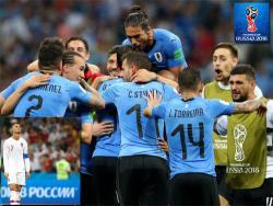 Футбол. ЧМ-2018. Уругвай выиграл в 1/8 финала у Португалии - Роналду покидает Россию