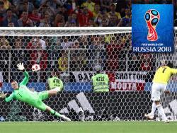 Футбол. ЧМ-2018. Англия одолела Колумбию по пенальти и в четвертьфинале сыграет со Швецией