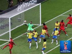 Футбол. ЧМ-2018. Бразилия попрощалась с Россией, проиграв в четвертьфинале Бельгии - 1:2