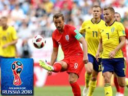 Футбол. ЧМ-2018. Англия обыграла Швецию со счётом 2:0, став третьим полуфиналистом
