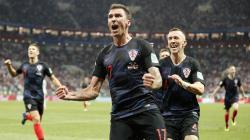 Футбол. ЧМ-2018. Сборная Хорватии впервые в истории пробилась в финал первенства мира