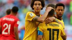 Футбол. ЧМ-2018. Сборная Бельгии впервые попала в тройку сильнейших на чемпионате мира