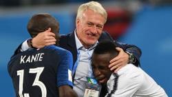 Футбол. ЧМ-2018. Сборная Франции во второй раз в истории завоевала титул чемпиона мира!