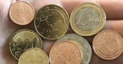 В Эстонии поступили в обращение новые монеты