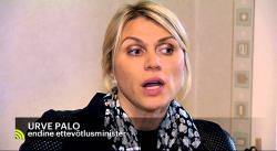Министр предпринимательства Эстонии Урве Пало подала в отставку и покинула ряды соцдемов