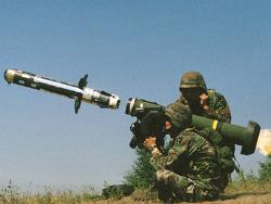 В Эстонию поступят дополнительные противотанковые ракетные комплексы Javelin