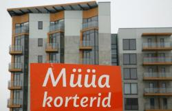 Эстонские банки стригут купоны на буме продажи недвижимости