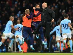 Футбол. Гвардиола и `Манчестер Сити` выиграли первый трофей сезона, победив в Суперкубке