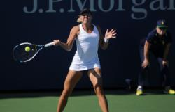 Теннис. US Open-2018. Кайа Канепи на старте разгромила первую ракетку мира Симону Халеп
