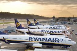 С ноября 2018 года авиакомпания Ryanair вводит плату за перевозку крупной ручной клади