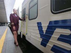 Цена билета - от 68 евро: Из Киева в Ригу 28 сентября отправился первый еженедельный поезд