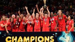 Баскетбол. Женская сборная США в 10-й раз в истории выиграла чемпионат мира