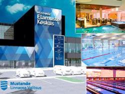 В таллинском районе Мустамяэ открылся крупнейший в Эстонии спортивный центр с бассейном