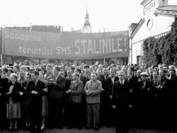 Комиссия Министерства юстиции Эстонии озвучила размер ущерба от `советской оккупации`