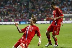 Футбол. Евро-2012. Сборная России в своём первом матче разгромила чехов
