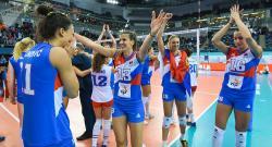 Волейбол. Женская сборная Сербии впервые выиграла чемпионат мира