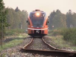 В ожидании Rail Baltic: Пассажирские поезда Elron с декабря 2018 года не довезут до Пярну