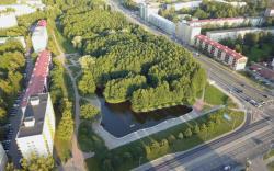 Стоимость работ составила 380000 евро: В Таллине после реновации открылся парк Пардитийги