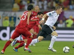 Футбол. Евро-2012. Германия добилась минимальной победы над португальцами