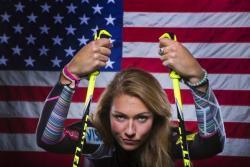 Горные лыжи. КМ-2018/19. Американка Микаэла Шиффрин выиграла слалом в финском Леви