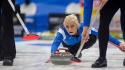 Керлинг. Женская сборная Эстонии пробилась в элитный дивизион чемпионата Европы