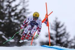 Горные лыжи. КМ-2018/19. Австриец Макс Франц стал первым в скоростном спуске в Лейк-Луисе