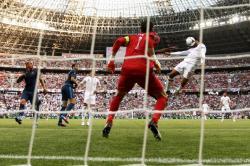 Футбол. Евро-2012. Англичане и французы в стартовой игре группы D разделили очки