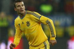 Футбол. Евро-2012.  Сборная Украина выиграла стартовый матч со Швецией