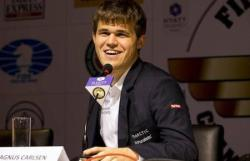 Шахматы. Норвежец Магнус Карлсен защитил титул чемпиона мира на тай-брейке