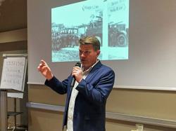 «1937-1941: Эстония накануне войны»: В Таллине прошло заседание исторического клуба Clio