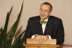 Õhtuleht: Президент Эстонии призывает жителей страны изучать точные науки