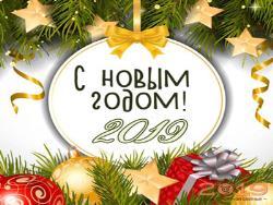 Удачи, здоровья и счастья! Команда портала ПРОСВЕТ поздравляет всех с Новым 2019 годом