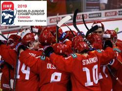 Хоккей. МЧМ-2019. Победив Канаду, команда России в четвертьфинале вышла на Словакию