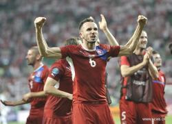 Футбол. Евро-2012. Сборная Чехии оставила турнир без одного из хозяев