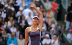 Теннис. Australian Open-2019. Россиянка Мария Шарапова не смогла выйти в 1/4 финала