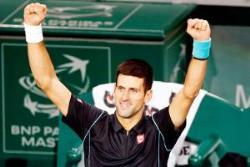 Теннис. Australian Open-2019. Серб Новак Джокович без проблем вышел в полуфинал