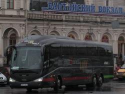 Lux Express: Количество жителей Эстонии, посетивших на праздники Петербург, выросло на 30%
