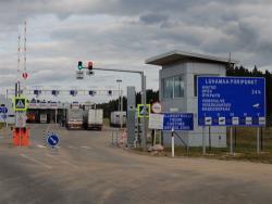 Еврокомиссия требует отменить незаконные сборы на границе за выезд из Эстонии в Россию