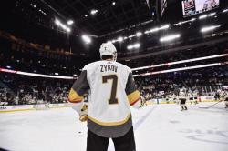 НХЛ-2018/19. Зыков забросил первую шайбу за `Вегас`, `Кови` выстоял в битве с `Дьяволами`