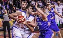 Баскетбол. Сборная Эстонии достойно завершила отборочный турнир ЧМ-2019, победив в Тбилиси