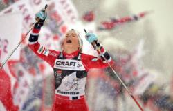 Лыжный спорт. ЧМ-2019. Йохауг стала 9-кратной чемпионкой мира, на трамплине победили немки