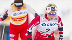 Лыжный спорт. ЧМ-2019. Йохауг стала 3-й чемпионкой Зеефельда, добыв 12-е золото Норвегии