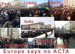 Отклонение ACTA может произойти на июльской сессии Европарламента