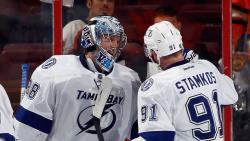 НХЛ-2018/19. `Молнии Тампа-Бэй` впервые в истории выиграли Президентский кубок