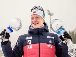 Биатлон. КМ 18/19. Йоханнес Бё выиграл персьют в Осло и побил рекорд Мартена Фуркада